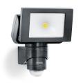 Steinel 052546 - LED Reflektor s senzorjem LS150LED 1xLED/20,5W/230V črn IP44