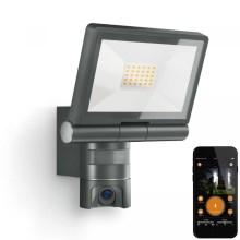 Steinel 065294 - LED Reflektor s senzorjem in kamero LED/21W/230V IP44