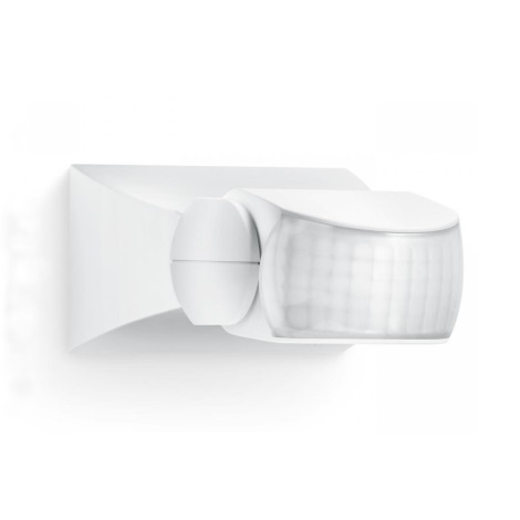 STEINEL 600310 - Zunanji infrardeči senzor IS-1 bel IP54