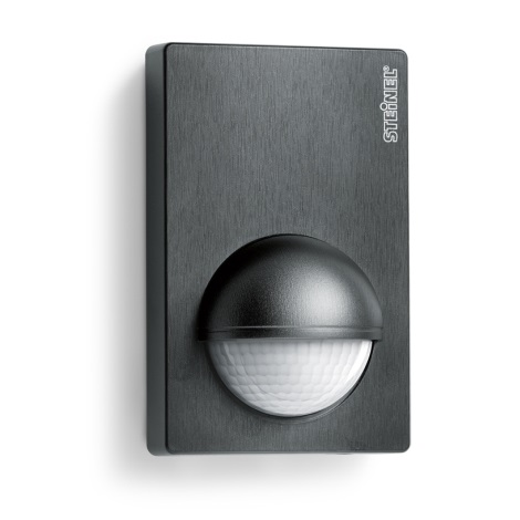 STEINEL 603113 - Zunanji senzor gibanja IS 180-2 črn IP54