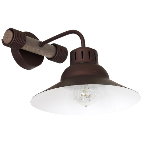 Stenska svetilka JOSE 1xE27/60W/230V