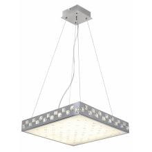 Top Light Diamond LED H - Lestenec na vrvici DIAMOND LED/36W/230V