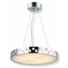 Top Light - LED obesna svetilka DIAMOND LED/32W/230V