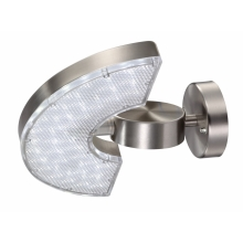 Top Light - LED zunanja stenska svetilka MOENA LED/6,5W/230V IP44