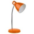 Top Light - Namizna svetilka STUDENT 1xE14/25W/230V oranžna