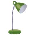 Top Light - Namizna svetilka STUDENT 1xE14/25W/230V zelena