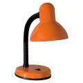 Top Light - Namizna svetilka STUDENT 1xE27/60W/230V oranžna