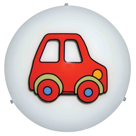 Top Light - Otroška stenska svetilka 5502/40/Auto 2xE27/60W