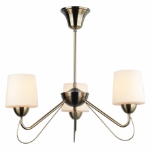 Top Light Romantičnaa 3 - Lestenec na drogu ROMANTICA 3xE14/60W/230V