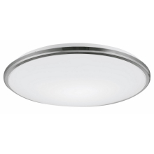 Top Light Silver kom 4000 - LED Stropna kopalniška svetilka LED/10W/230V IP44