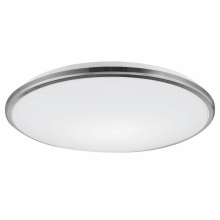 Top Light Silver kom 6000 - LED Stropna kopalniška svetilka LED/10W/230V IP44