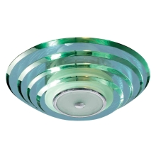 Top Light - Stropna svetilka NEPTUN K 2xG9/40W