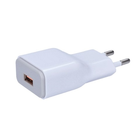 USB Polnilni adapter 1xUSB/230V