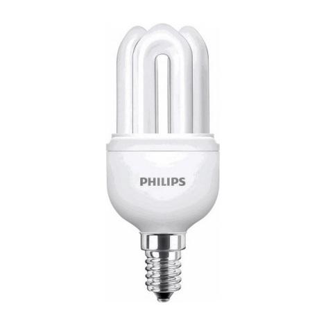 Varčna žarnica Philips E14/8W/230V 2700K