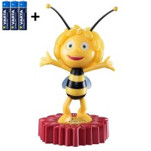 Varta 15635 - LED Otroška nočna lučka MAYA THE BEE LED/3xAA