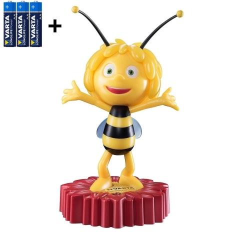 Varta 15635 - LED Otroška nočna lučka MAYA THE BEE LED/3xAA