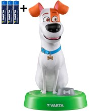 Varta 15641 - LED Otroška svetilka THE SECRET LIFE OF PETS LED/3xAAA