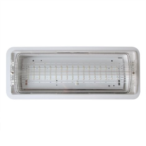 Zasilna svetilka vgrajena LED/1,74W/230V IP65 IP54