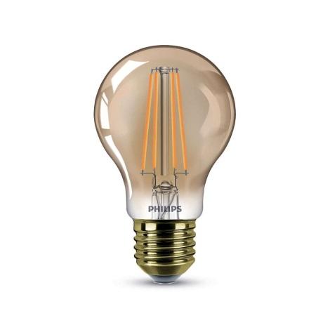 Zatemnitvena LED Žarnica Philips E27/7,5W/230V 2000K - VINTAGE